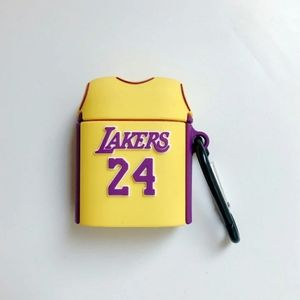 Kobe Bryant Jersey Lakers Airpod Case